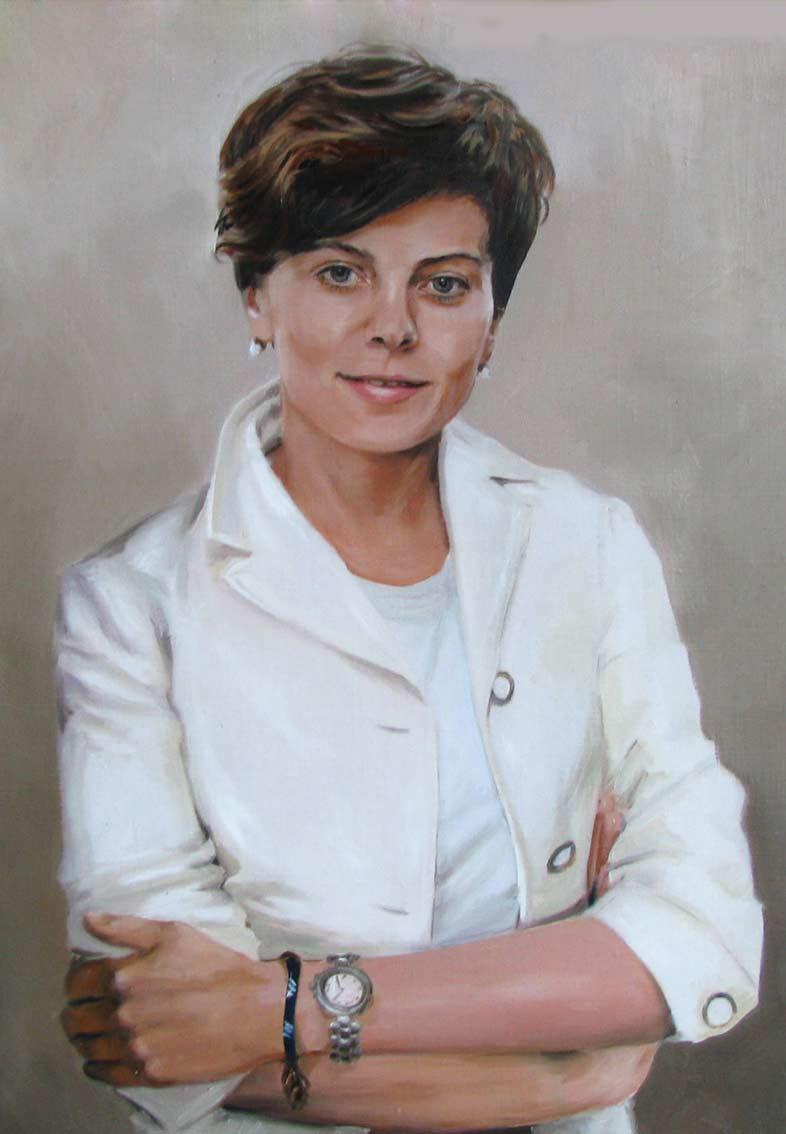 Портрет Валентины