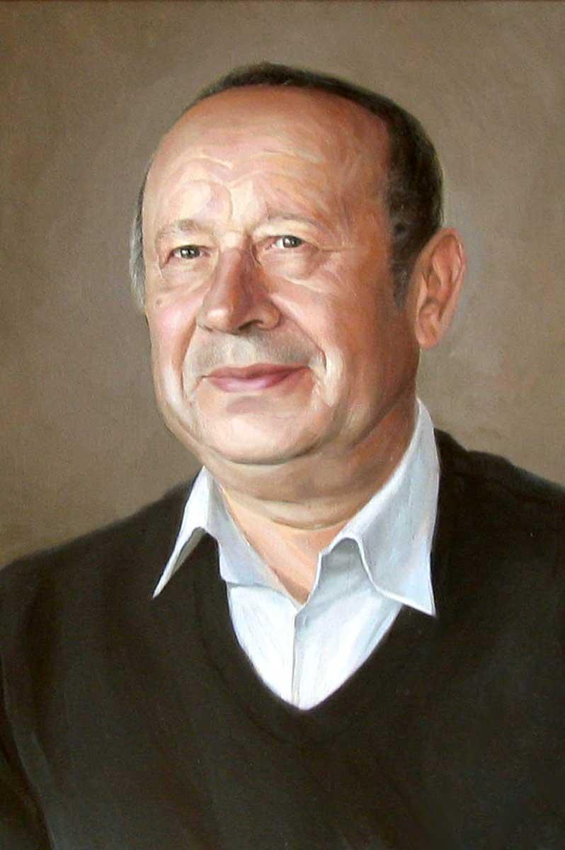 Портрет Егору Владимировичу