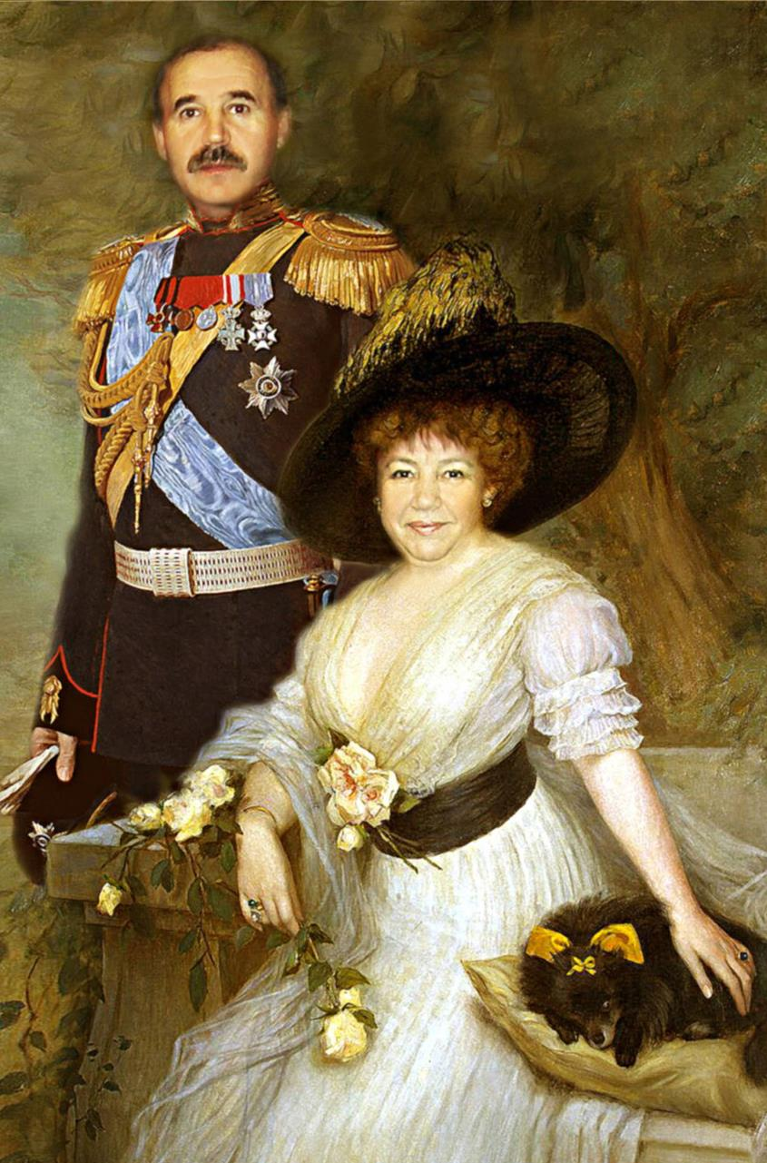 Портрет Маргариты