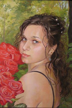 Портрет Вероники