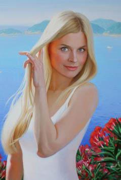 Портрет Юлии