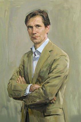 портрет на заказ мужчины