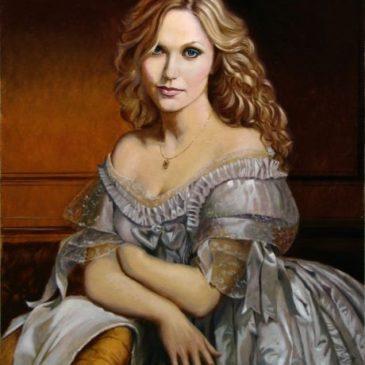 Исторический образ для портрета