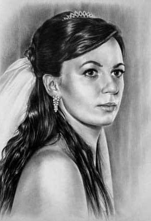 Портрет Виктории